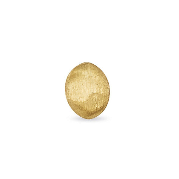 Siviglia Yellow Gold Stud Earrings