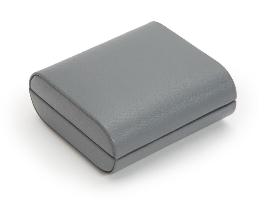 HOWARD 4PC CUFFLINK BOX - GREY
