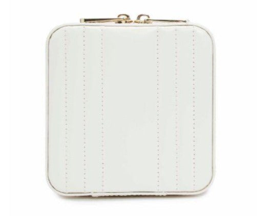 MARIA SMALL ZIP CASE - WHITE
