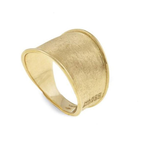 Lunaria Yellow Gold Small Ring