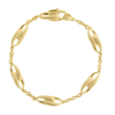 Lucia Small Link Station Chain Bracelet