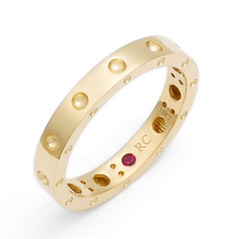 Pois Moi Symphony Stacking Ring