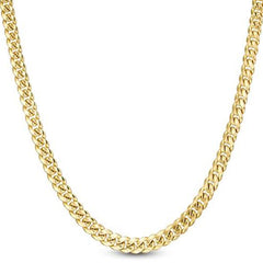 7.5mm Cuban Curb Link Chain