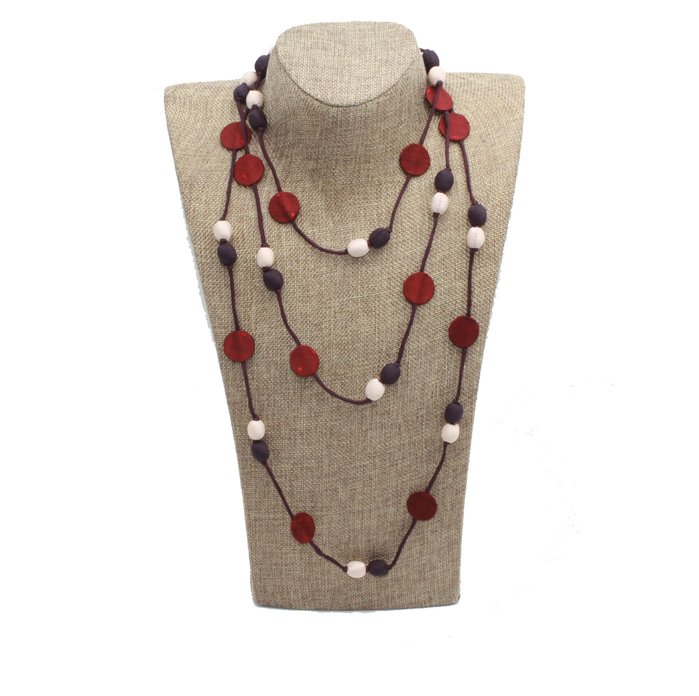 sari beads seramic paula jewelry originals and silver dichroic ceramic necklace bead silk glass shop radke