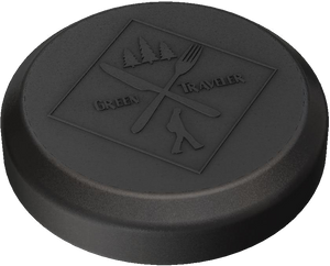 Small food storage container - GreenTraveler End Cap