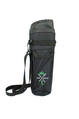 Insulated carrying case custom sized for the GreenTraveler by Blue Wave Lifestyles