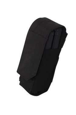 NLT Gear Double Mag Pouch - Tactical Black