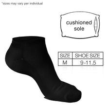 L'ESSENCE [7-Pairs] Men's Premium Ankle Socks Casual Sport, LSE1067, Black