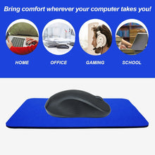 Non-Skid Optical Mouse Pad, 5-Pack