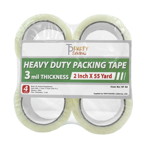 Heavy Duty Shipping Packaging Tape 2