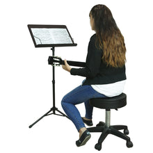 PARTYSAVING Adjustable Height Orchestra Sheet Music Stand, APL1359