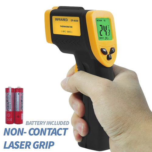 Infrared Food Thermometer Temperature Gun -58??- 1022??(-50??- 550??