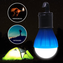 LED Hanging Hook Tent Light Portable Lantern