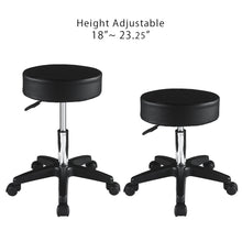 Hydralic Multi Purpose Stool - Black