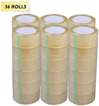 "PARTYSAVING 36ROLLS 2"" X 110 Yards (330 ft) Clear Packing Shipping Storage Box Sealing Packaging Tape , SRE1329"