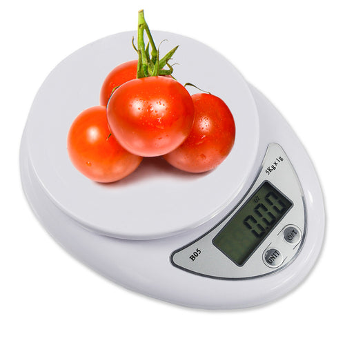 Multi-function Kitchen and Nutrition Digital Scale