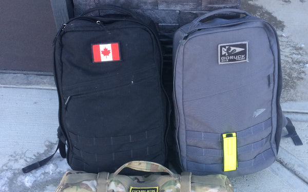 The Rucker - The Ideal bag for Rucking!