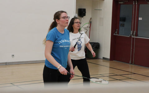 Badminton - Lethbridge Sports and Social Club