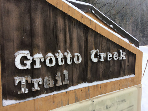 Lethbridge Sports and Social Club - Grotto Canyon Ice Walk