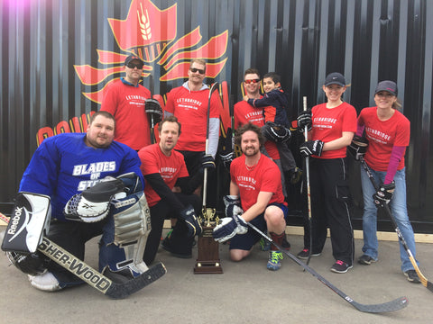 Lethbridge Sports and Social Club - Ball Hockey Tournament