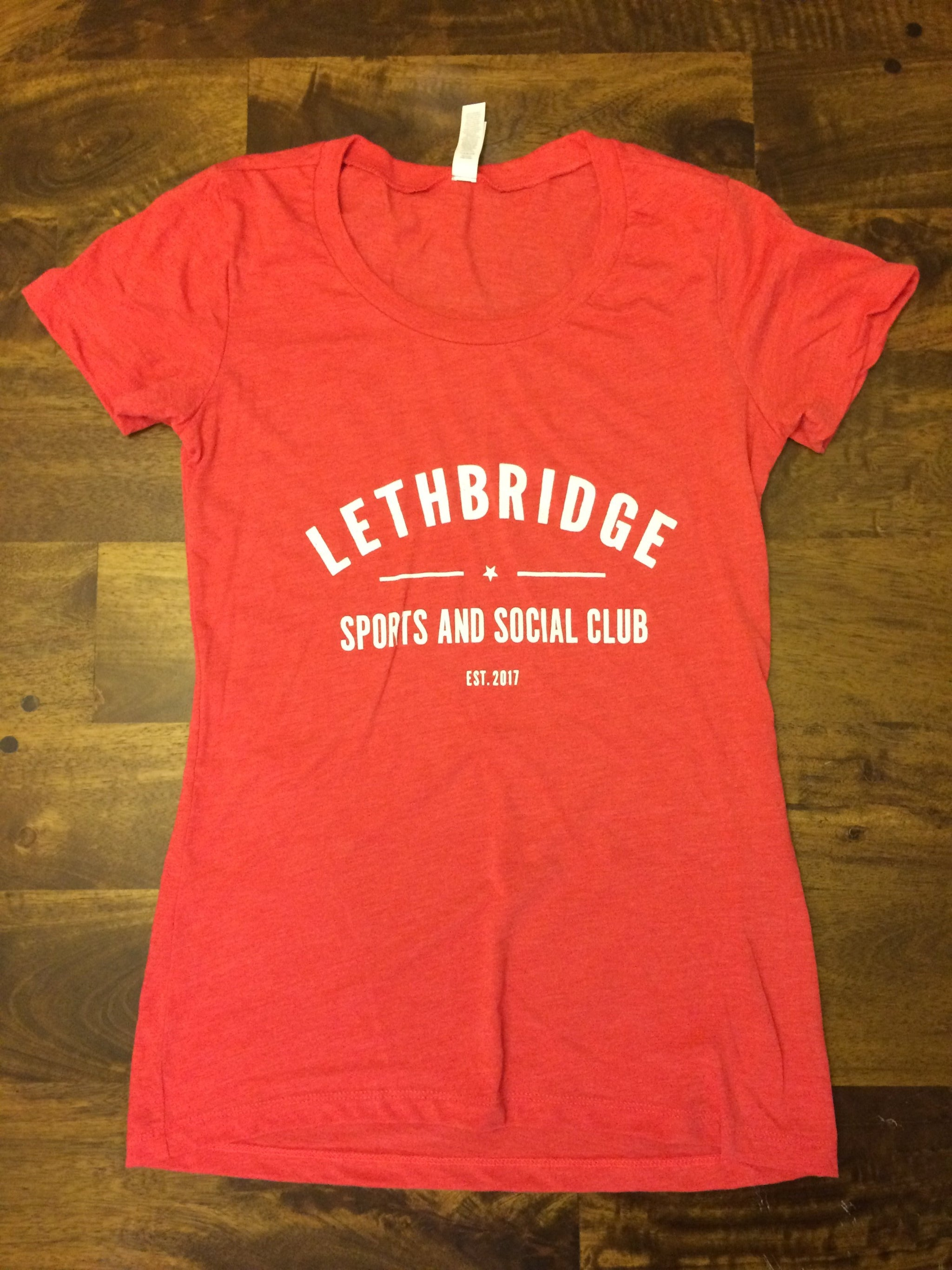 Premium Women's T - Lethbridge Sports and Social Club