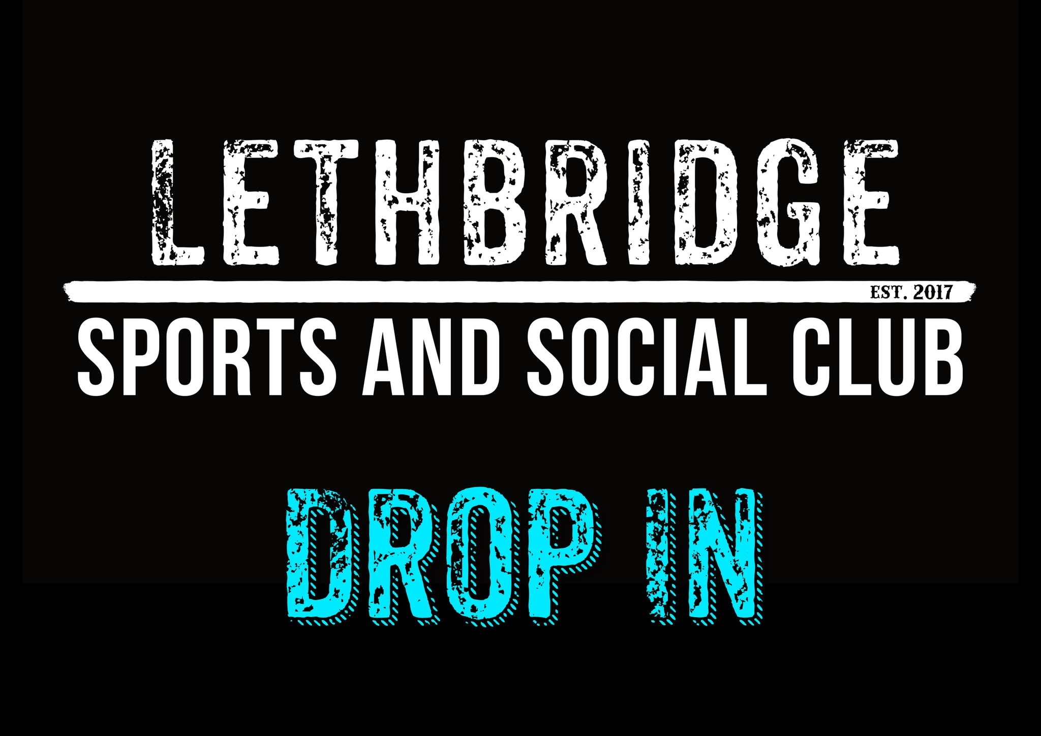 Drop-in Event - Lethbridge Sports and Social Club