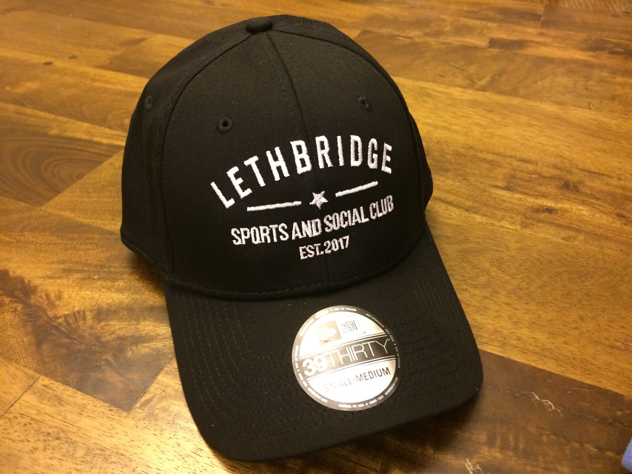 New Era Cap - Lethbridge Sports and Social Club