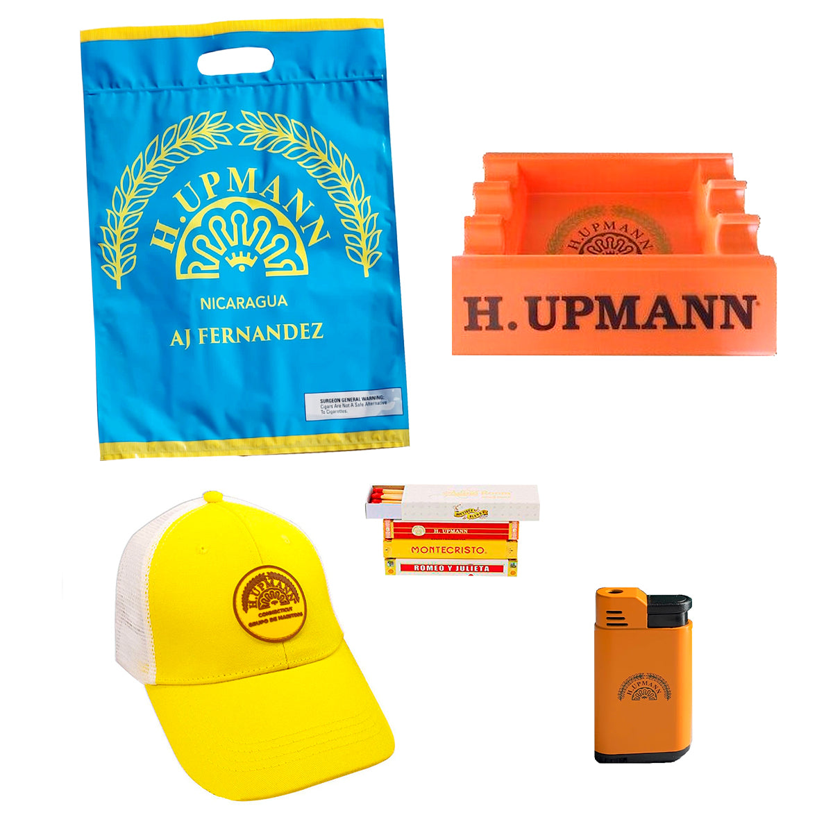 H UPMANN ICONIC Survival Kit