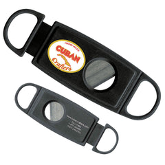 Guillotine Cigar Cutter Black - Humidors Wholesaler
