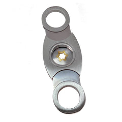 PERFECT CIGAR CUTTER STAR Stainless Steel Exact Cutter