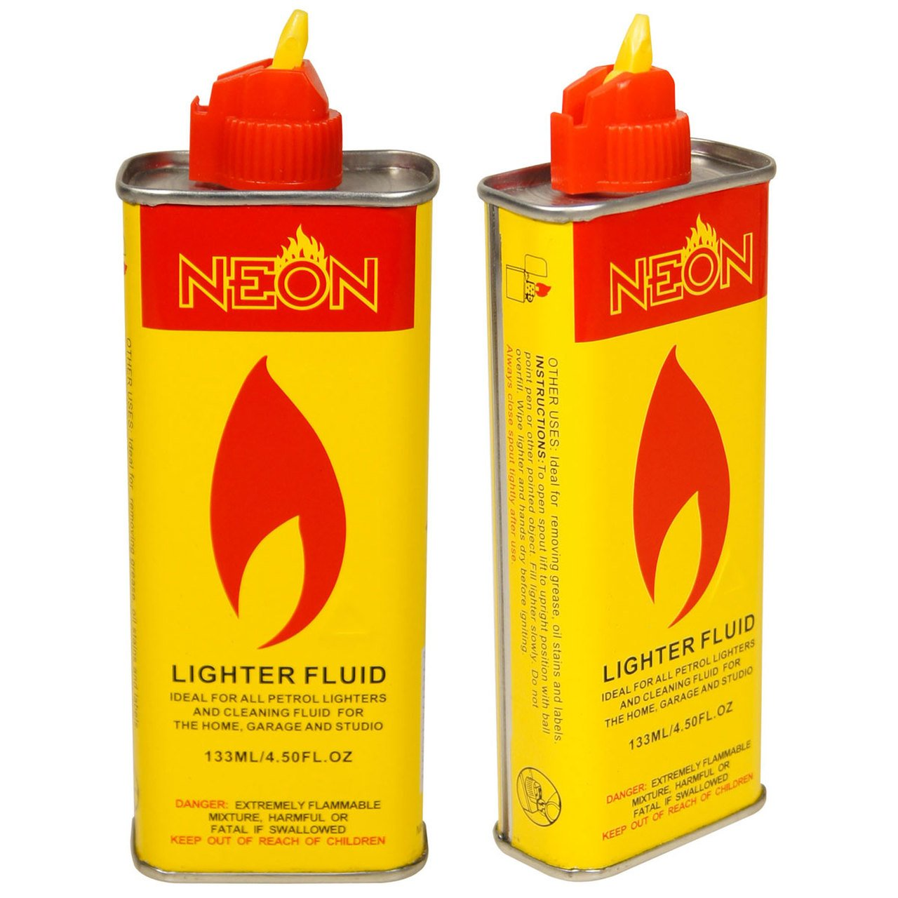 Lighter Fluid Zippo and Other Petrol Lighters 4.5 oz