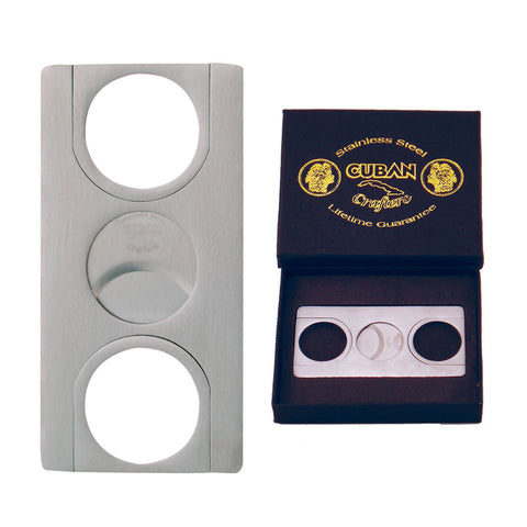 Euro Flat Credit Card Cigar Cutter - Humidors Wholesaler