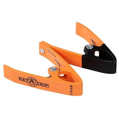 "Cigar Holder ""GET A GRIP"" ORANGE"