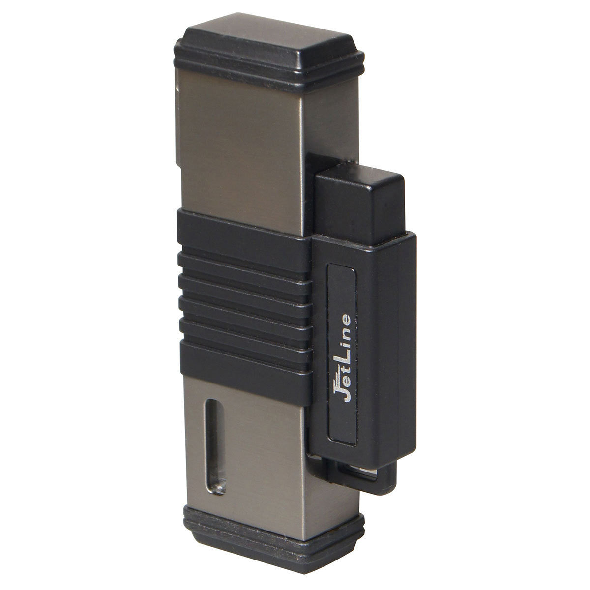 New York Double Jet Black Cigar Lighter - Cigar boulevard