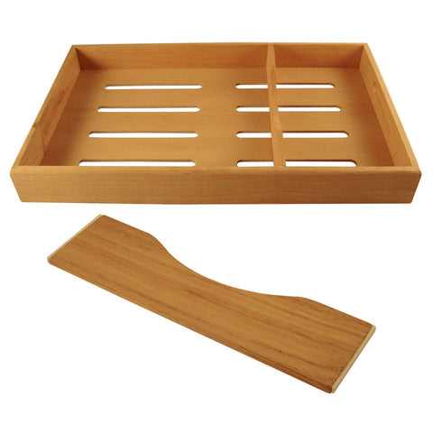 Humidor Tray Divider for Top Tray Havana Humidor - Humidors Wholesaler