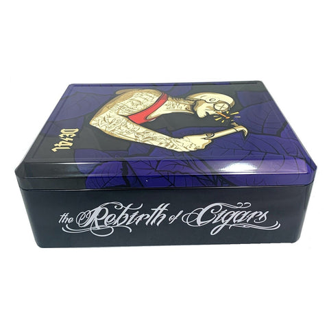 "Tool Box Gift Set ""The Rebirth of Cigars"" By Drew State"