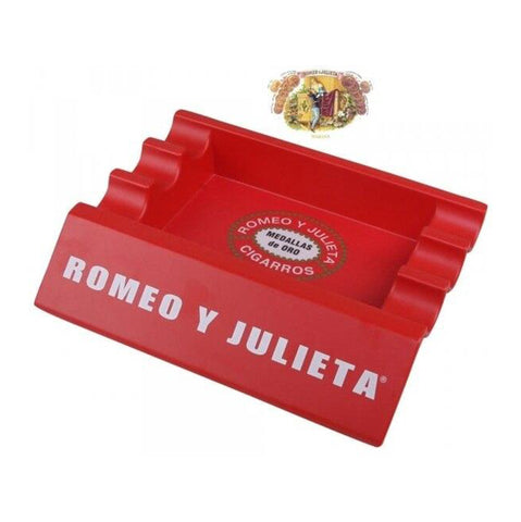 ROMEO & JULIETA Indoor and Outdoor Large Ashtray for Cigars
