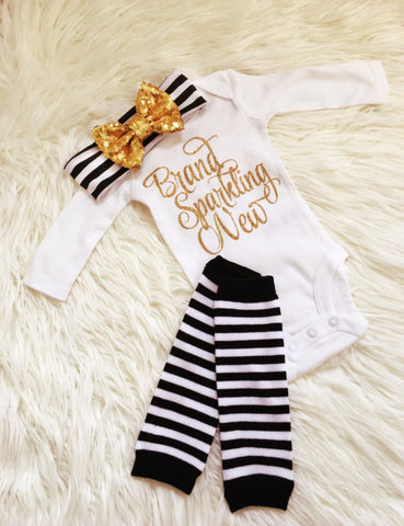 Newborn Coming Home Outfit
