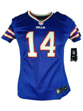 Women's Buffalo Bills NFL Jersey #14 Watkins New With Tags Blue Size Medium