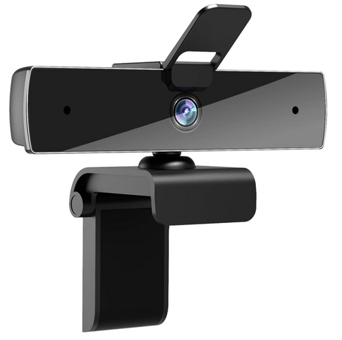 Webcam with Microphone and Privacy Cover Webcam 1080p, Desktop or Laptop