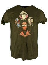 Large Spider man t Shirt Nice colors