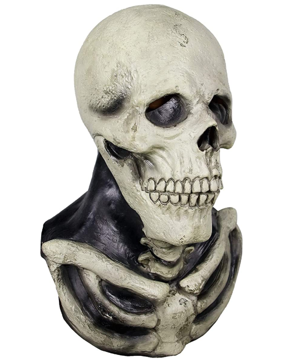 Scary Mask Halloween Mask Horror Skull Mask for Parties and Festivals Halloween