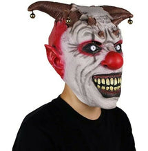 Scary Mask Horror Clown Mask For Halloween Costumes Mask