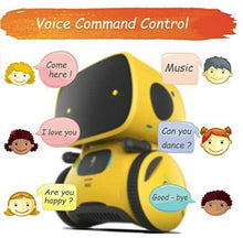 Smart Robot Toys,Education Interactive Toys with Voice Command,Touch Control