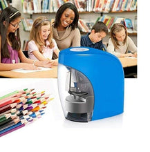 Pencil Sharpener,Electric Pencil Sharpener for NO.2 Pencils and Colored Pencils,