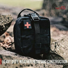 Medical First Aid MOLLE Pouch - EDC Utility Pouch for EMTs, First Responders