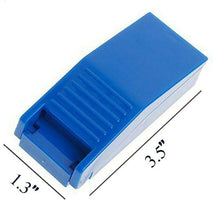 Pill Cutter for Small Pills.  Great Pill Splitter. Pill Cutter Splitter. Keychai