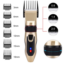 Hair Clippers for Men Professional Hair Trimmer Cutting Cordless Rechargeable