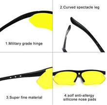 Polarized Sport Sunglasses, Cycling Sunglasses For Men Women UV400