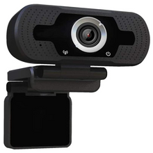 Webcam Full HD 1080P with Microphone, Auto Focus Webcam Camera for PC Laptop